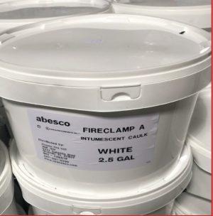 FIRECLAMP – A חומר משחתי למחסומי אש